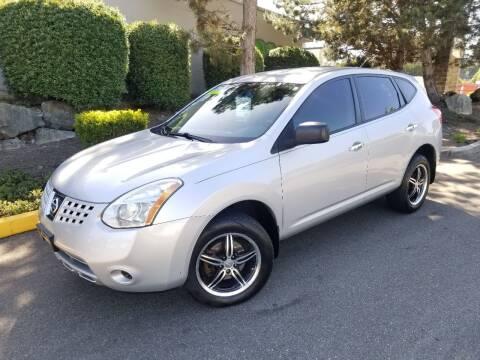 2010 Nissan Rogue for sale at SS MOTORS LLC in Edmonds WA