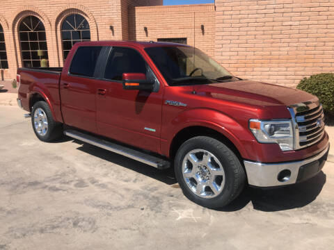 2014 Ford F-150 for sale at Freedom  Automotive in Sierra Vista AZ