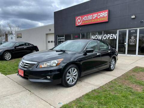2011 Honda Accord for sale at HOUSE OF CARS CT in Meriden CT