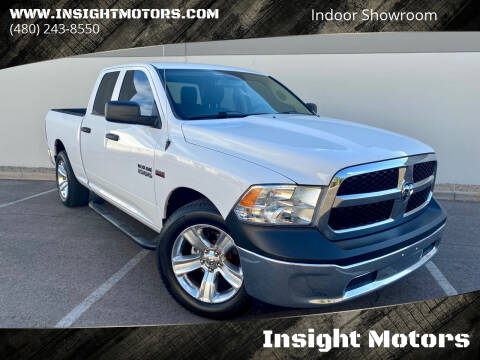 2015 RAM Ram Pickup 1500 for sale at Insight Motors in Tempe AZ
