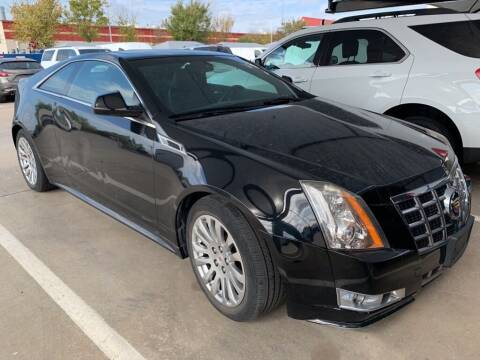 2013 Cadillac CTS for sale at Excellence Auto Direct in Euless TX