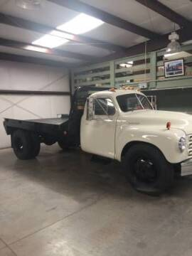 1952 Studebaker Flatbed for sale at Classic Car Deals in Cadillac MI