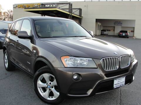 2011 BMW X3 for sale at Perfect Auto in Manassas VA