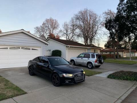 2013 Audi A4 for sale at Blue Eagle Motors in Fremont CA