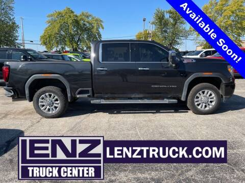 2020 GMC Sierra 3500HD for sale at Lenz Auto - Coming Soon in Fond Du Lac WI