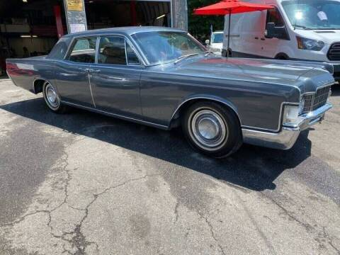 1969 Lincoln 53A for sale at Deleon Mich Auto Sales in Yonkers NY