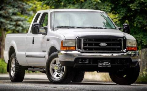 2000 Ford F-250 Super Duty for sale at MS Motors in Portland OR