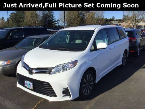 2020 Toyota Sienna for sale at Royal Moore Custom Finance in Hillsboro OR