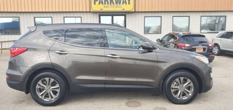 2013 Hyundai Santa Fe Sport for sale at Parkway Motors in Springfield IL