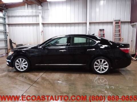 2008 Lexus LS 460 for sale at East Coast Auto Source Inc. in Bedford VA