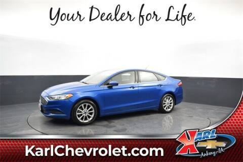 2017 Ford Fusion for sale at Karl Pre-Owned in Glidden IA