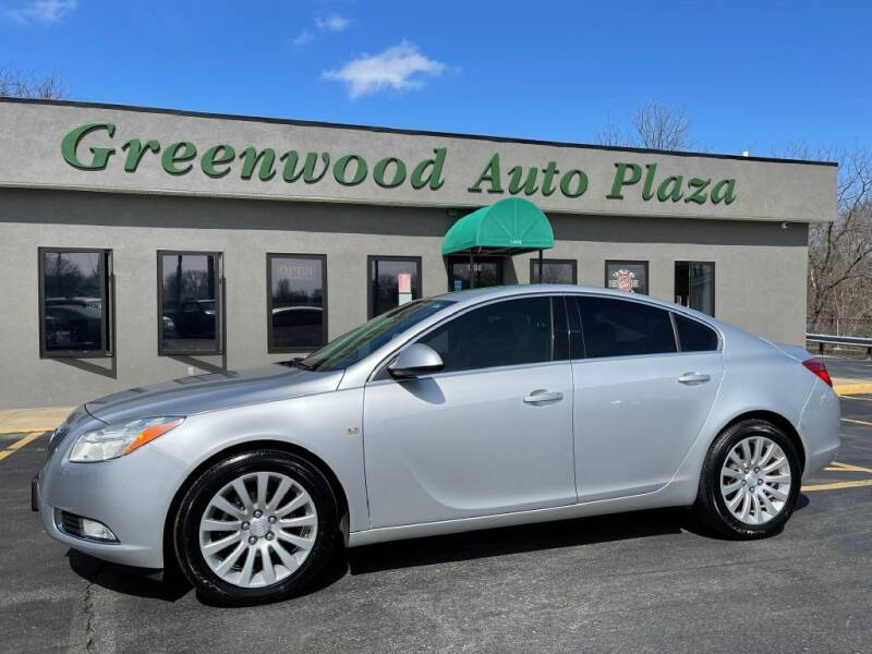 2011 Buick Regal for sale at Greenwood Auto Plaza in Greenwood MO