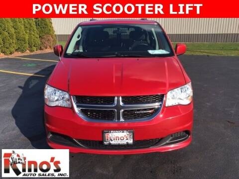 2016 Dodge Grand Caravan for sale at Rino's Auto Sales in Celina OH
