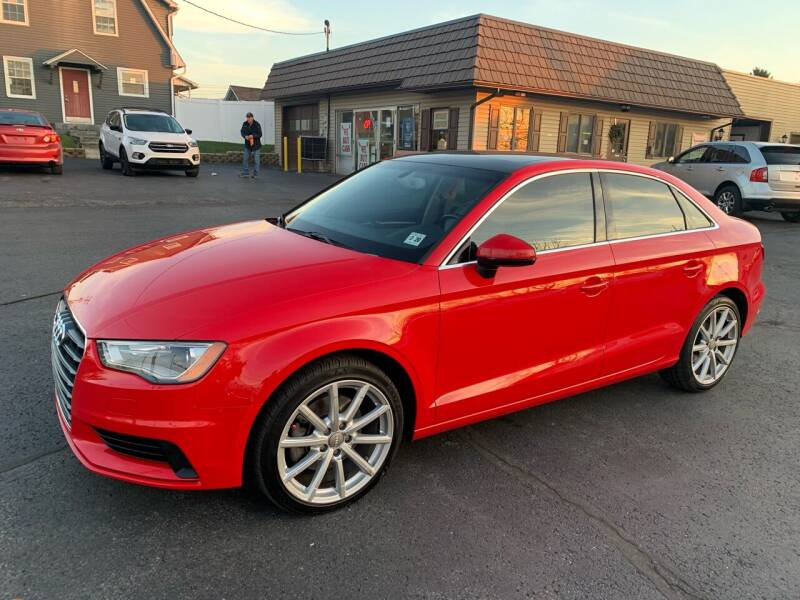 2015 Audi A3 for sale at MAGNUM MOTORS in Reedsville PA