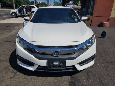 2017 Honda Civic for sale at OFIER AUTO SALES in Freeport NY