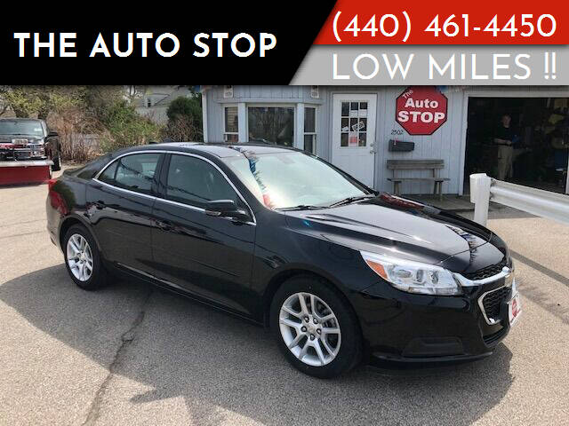 2016 Chevrolet Malibu Limited for sale at The Auto Stop in Painesville OH