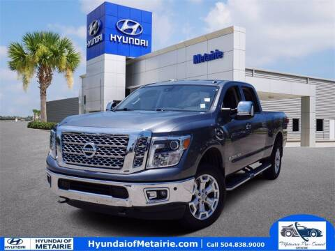 2016 Nissan Titan XD for sale at Metairie Preowned Superstore in Metairie LA