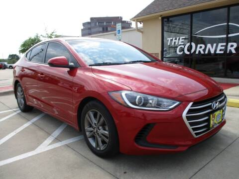 2018 Hyundai Elantra for sale at Cornerlot.net in Bryan TX