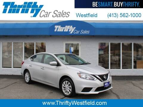2019 Nissan Sentra for sale at Thrifty Car Sales Westfield in Westfield MA