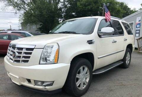 2010 Cadillac Escalade for sale at Top Line Import in Haverhill MA