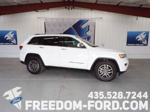 2020 Jeep Grand Cherokee for sale at Freedom Ford Inc in Gunnison UT