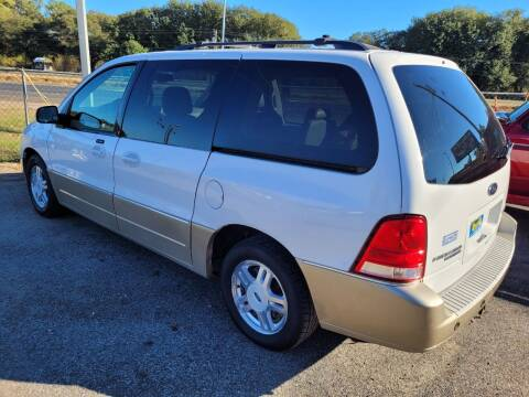 2004 Ford Freestar for sale at COLLECTABLE-CARS LLC in Nacogdoches TX