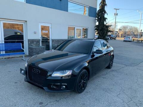 2011 Audi A4 for sale at Atlantic AutoCenter in Cranston RI
