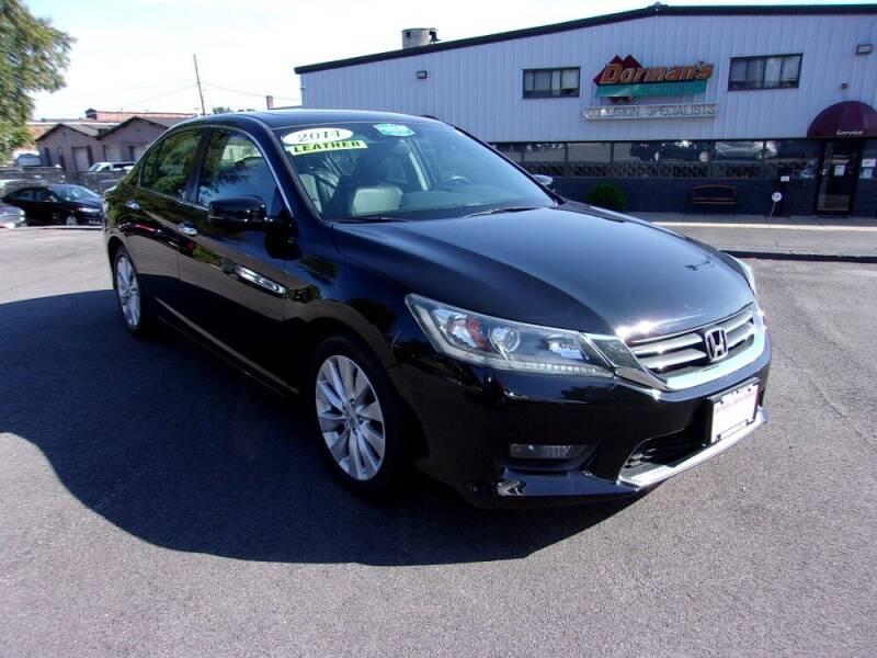 2014 Honda Accord for sale at Dorman's Auto Center inc. in Pawtucket RI