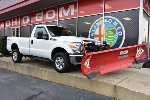2014 Ford F-350 Super Duty for sale at Alfa Romeo & Fiat of Strongsville in Strongsville OH