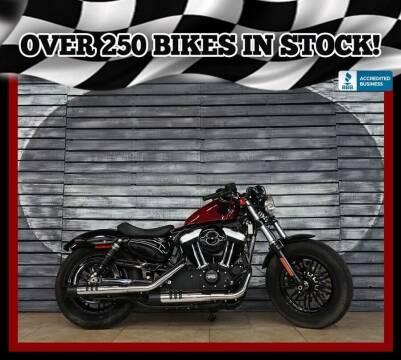 2020 Harley-Davidson Sportster for sale at AZautorv.com in Mesa AZ