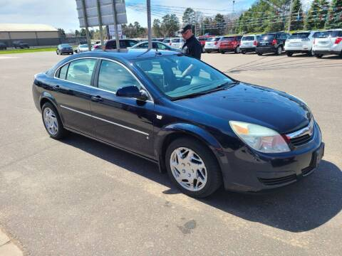 2007 Saturn Aura for sale at Rum River Auto Sales in Cambridge MN