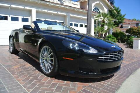 2006 Aston Martin DB9 for sale at Newport Motor Cars llc in Costa Mesa CA