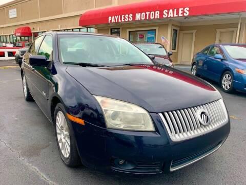 2008 Mercury Milan for sale at Payless Motor Sales LLC in Burlington NC