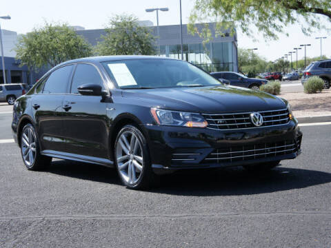 2018 Volkswagen Passat for sale at CarFinancer.com in Peoria AZ