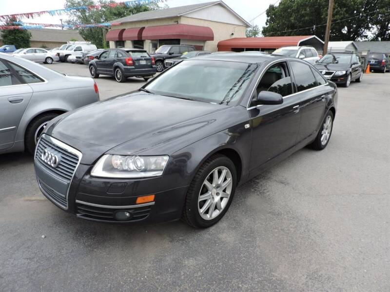 2005 Audi A6 for sale at C & C Motor Co. in Knoxville TN