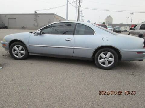 1995 Buick Riviera for sale at Auto Acres in Billings MT