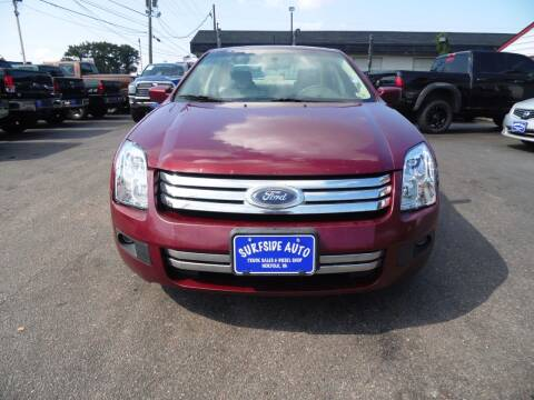 2007 Ford Fusion for sale at Surfside Auto Company in Norfolk VA
