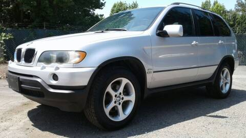 2001 BMW X5 for sale at Car Guys in Kent WA
