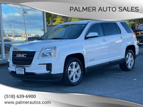 2017 GMC Terrain for sale at Palmer Auto Sales in Menands NY