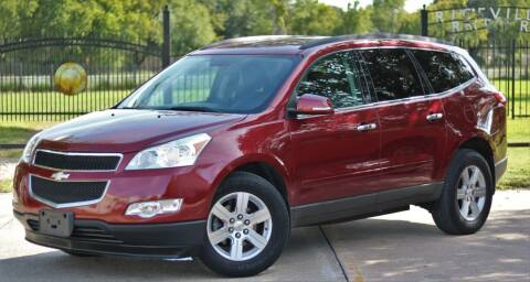 2010 Chevrolet Traverse for sale at Texas Auto Corporation in Houston TX