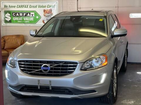 2015 Volvo XC60 for sale at Emory Street Auto Sales and Service in Attleboro MA
