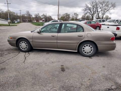 2004 Buick LeSabre for sale at PAUL'S PAINT & BODY SHOP in Des Moines IA