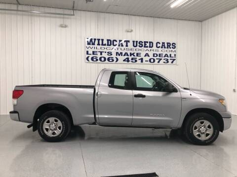 2010 Toyota Tundra for sale at Wildcat Used Cars in Somerset KY