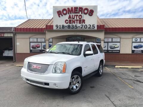 2009 GMC Yukon for sale at Romeros Auto Center in Tulsa OK