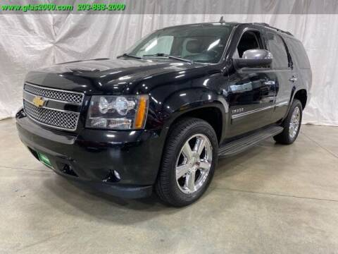 2011 Chevrolet Tahoe for sale at Green Light Auto Sales LLC in Bethany CT