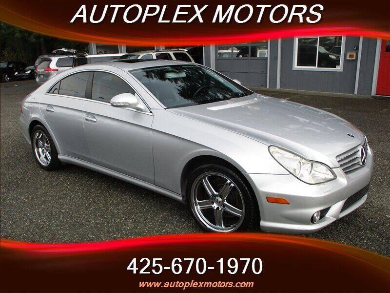 2006 Mercedes-Benz CLS for sale at Autoplex Motors in Lynnwood WA