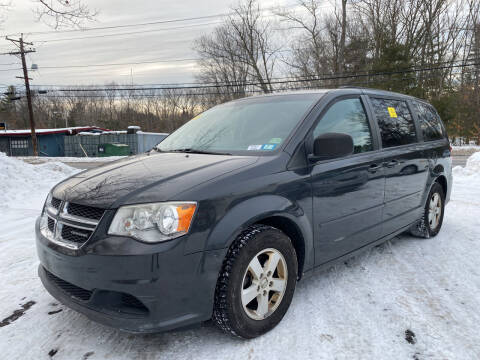 2012 Dodge Grand Caravan for sale at Royal Crest Motors in Haverhill MA