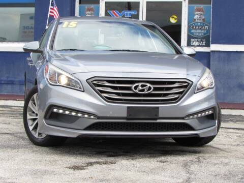 2015 Hyundai Sonata for sale at VIP AUTO ENTERPRISE INC. in Orlando FL