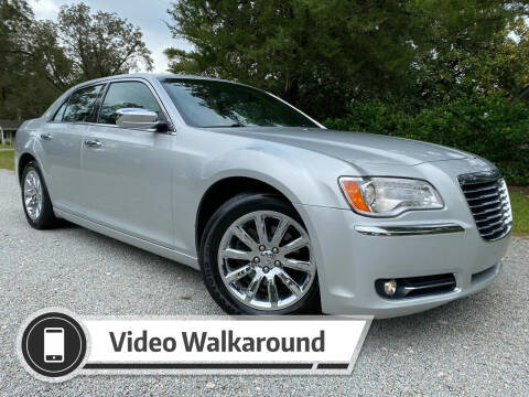 2012 Chrysler 300 for sale at Byron Thomas Auto Sales, Inc. in Scotland Neck NC