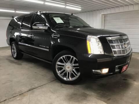2013 Cadillac Escalade ESV for sale at Hi-Way Auto Sales in Pease MN